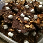 rocky road bark | sweetsaltcrunch.com
