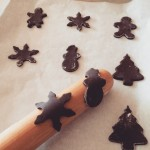 chocolate gingerbread cookies | sweetsaltcrunch.com