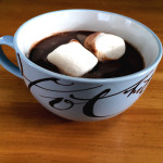 nutella hot chocolate | sweetsaltcrunch.com