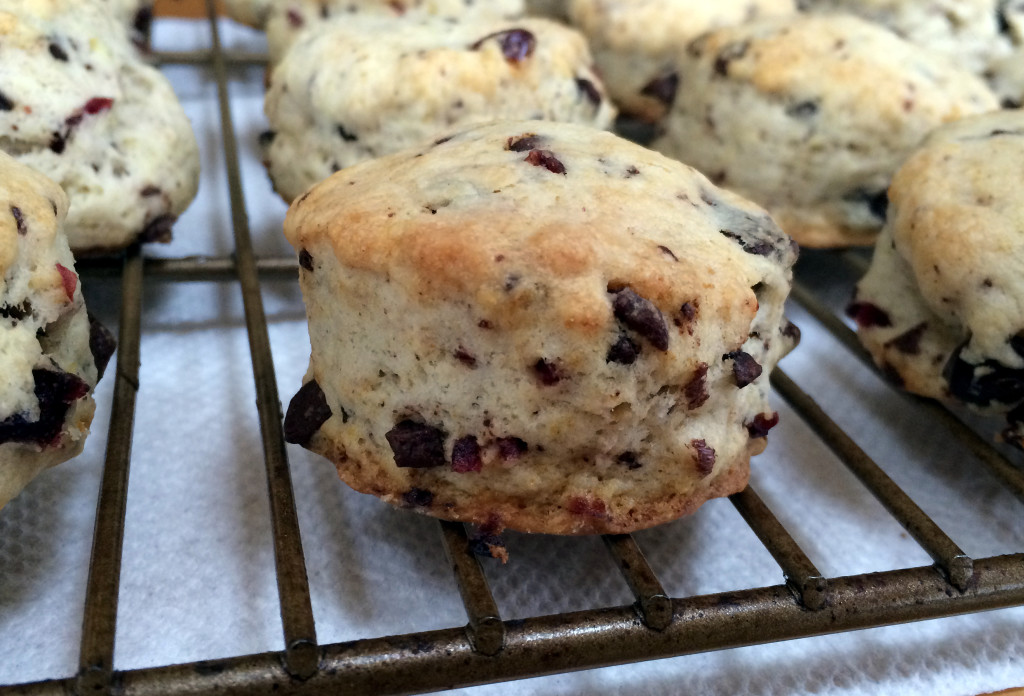 easy dreamy scone | sweetsaltcrunch.com