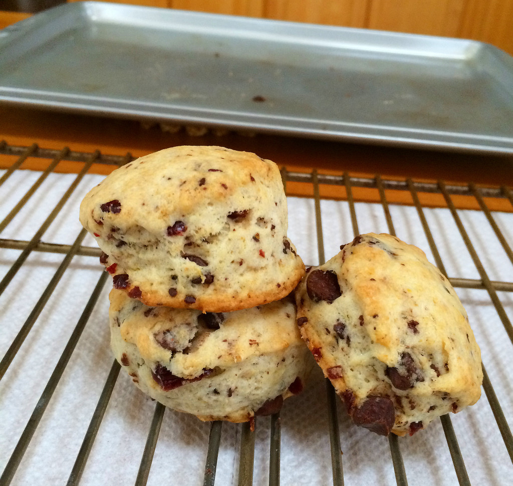 Dreamy Cream Scones Recipe — Dishmaps