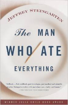 man who ate book