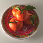 chinese new year mandarins